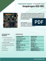 g25s Snapdragon APQ8096 Sbc Brochure R1.0