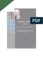 Osmanlı Tarihi 1-4. cilt - İsmail Hakkı Uzunçarşılı.pdf