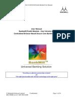 Credit Module User Manual