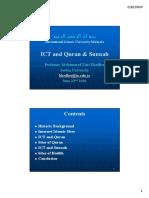 ICT and Quran & Sunnah.pdf