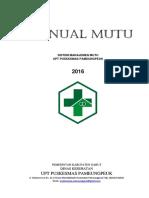 PEDOMAN MANUAL MUTU UNTUK YANG KAJI BANDING 2017.docx
