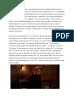 Analysis of La Dernier Metro by Francois Truffaut