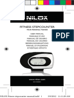 Nilox 30NXCP0000001 Step Counter
