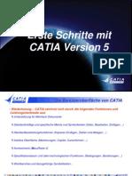 (eBook - German) Erste Schritte Mit Catia v5