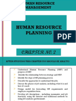 Unit-3 Human Resource Planning Process