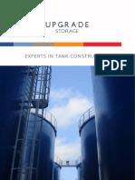 Upgrade Storage Web Brochure