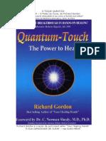 Livro - Toque Quantico Livro