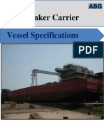 10 k Clinker Carrier-Vessel Specs