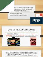 Estrategias de Prevencion y Deteccion Temprana De