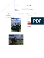 Farming Simulator 2011 _ Pc Games