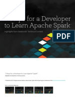 7 Steps for a Developer to Learn Apache Spark