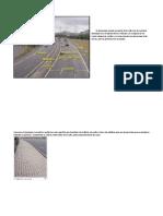 Se Denomina Calzada a La Parte de La Calle o de La Carretera Destinada a La Circulación de Los Vehículos