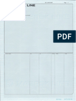 Matterials Consignmnt Paper