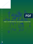 CHILE'S ENVIRONMENTAL MANAGEMENT FRAMEWORK