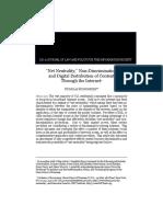 net neutrality essay against fee based and other pernicious net  net neutrality persuasive outline · economides net neutrality pdf