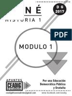 Gene 1, 2017 Modulo 1 2do Cuatri Digital