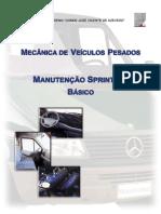 Manutenção Sprinter I - Básico