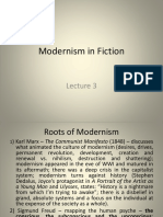 Modernism in Fiction_2ndy