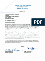 Solar ITC Letter
