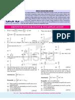 Definite Integration & Its Application