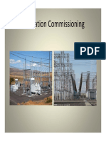 Substation Commissioning