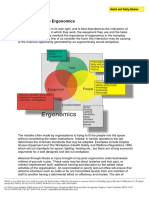 Normas Iso De Ergonomíadoc Human Factors And Ergonomics Technology