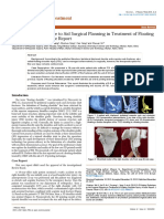 3d Printing Technique to Aid Surgical Planning in Treatment of Floating Shoulder Injury a Case Report 2167 1222 1000272