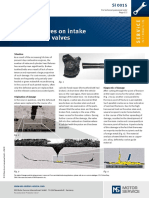 Stem Fractures on Intake and Exhaust Valves 51181