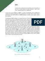 Massive MIMO Term Paper II