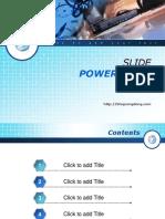 Slide PowerPoint Dep So 7