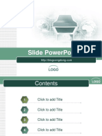 Slide PowerPoint Dep So 10