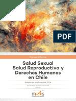 Primer Informe sobre Salud Sexual, Salud Reproductiva y Derechos Humanos en Chile. Estado de la situación 2016.