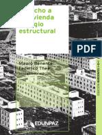 Derecho a la vivienda y litigio estructural