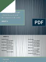 PBL TUMBUH KEMBANG DAN GERIATRI Group 15 Modul 1