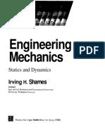 Irving H. Shames-Engineering Mechanics (Statics and Dynamics).(1996)