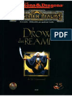 I Drow Dei Reami
