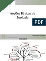 Aula 3- Noções Básicas de Zoologia (Invertebrados I)