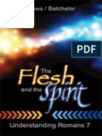 Flesh and the Spirit, The - Joe Crews & Doug Batchelor