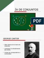 02 Teoría de Conjuntos Parte #1 (Conceptos y Operaciones)
