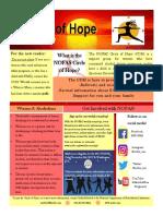 August 2017 COH Newsletter