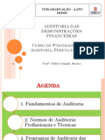 Apostila Teórica Auditoria Contábil - 2017 - CEPEX