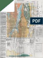 Mapa Geologico San Antonio de Pinchincha