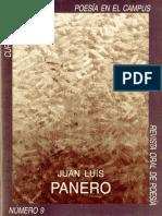 Jua Luis Panero Poesia