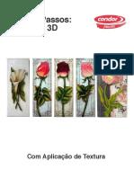 E-book - Flores Em 3D Com Aplicacoes de Textura