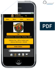 Potbelly iPhone App