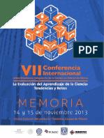 Memoriaweb-Vii Conferencia Internacional