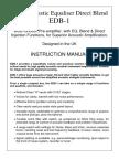 Product Edb1 Spec