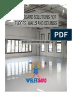 Welesgard Flooring Mq