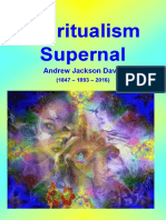 Andrew Jackson Davis Spiritualism Supernal 1847 1893 2016