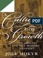 Origin of Modern Economy